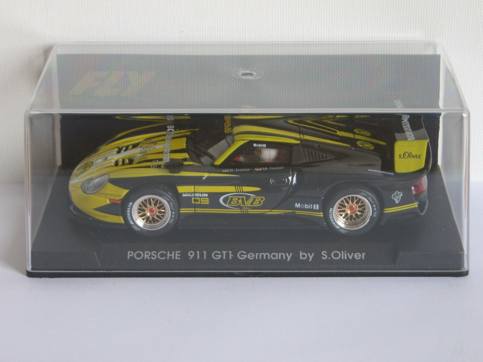 FLY Car Porsche 911 GT1 Special Edition Germany by S.Oliver Ref. E51