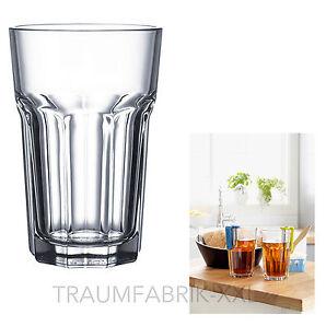 1 Glas Ikea 350ml Saftgläser Cocktailgläser Wassergläser Trinkgläser Glas Set
