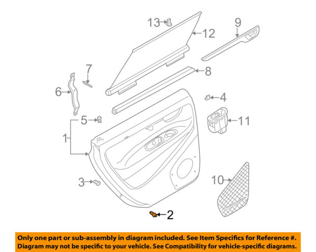 Left Hand Windscreen Trim Panel Genuine Volvo S60 -09