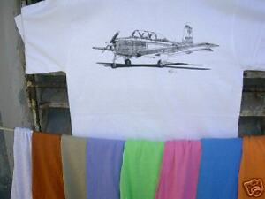 Beechcraft-T-34-034-Mentor-034-Tshirt-Sz-XL-FREE-US-S-amp-H