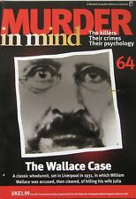 Murder in Mind Issue 64 - The Wallace Case