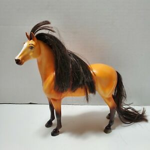 Breyer-Dreamworks-Spirit-Horse-with-Real-Mane-amp-Tail-2017-Preowned-Condition