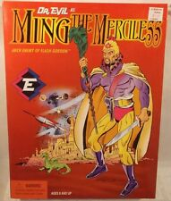 "Captain Action Reissue Playing Mantis 12"" Ming Merciless Dr. Evil With Doll MISB"