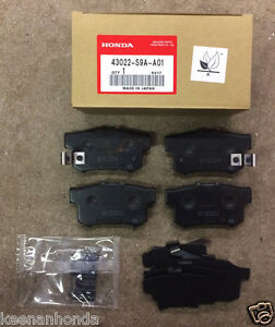 Beautiful Image Is Loading Genuine OEM Honda CR V Rear Brake Pad