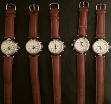 Lot of 5 Steinhausen Marquise Automatic Wrist Watches. For Parts or Repair.