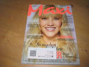Zeitschrift-Illustrierte-Maxi-Juni-2016