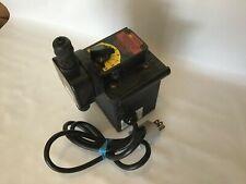 Cole Parker Chemical Control Metering Pump Model No 76303 40