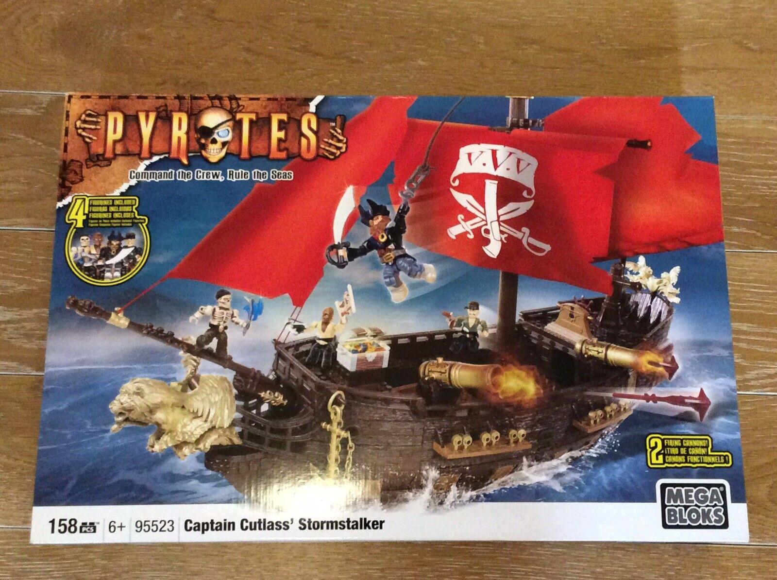 Mega Bloks Pyrates Captain Cutlass Stormstalker Part Ship Cloth Sail c
