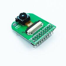 2Mp HD CMOS Camera OV2640 sensor Module with Adapter Board JPEG OUT