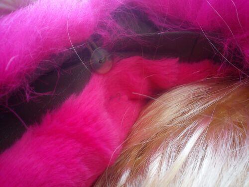 10 Winter Khaki Jacket Ladies Parka Incredibile Fur 2018 Taglia Pink M avx1xqfA