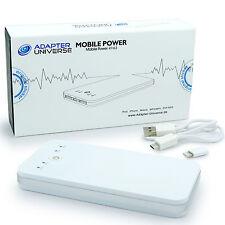 Power Bank 4200mAh mobiler externer Akku Ladegerät für Smartphone iPhone iPad