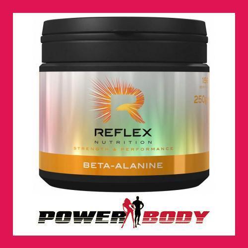 Reflex Nutrition Bêta-alanine 250 - 250 Bêta-alanine g 0cd07e