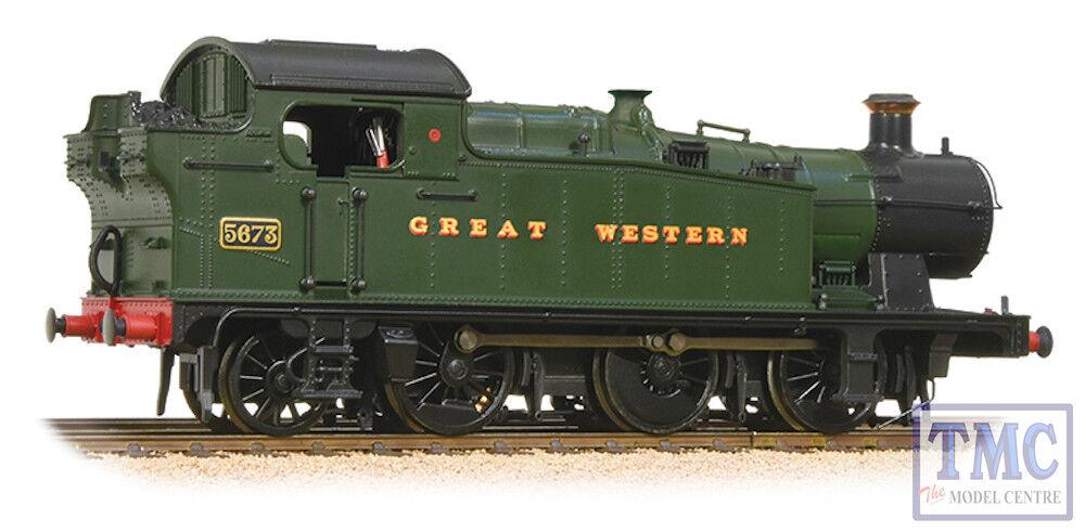 32-078 Bachmann OO Gauge Class 56XX Tank 5637 GWR Grün