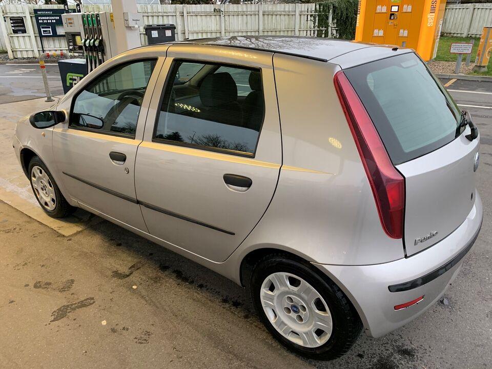 Fiat Punto, 1,2 Active, Benzin