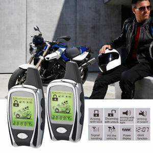 SPY-2-Way-Motorcycle-Anti-theft-Alarm-Immobiliser-Universal-Remote-Engine-Start