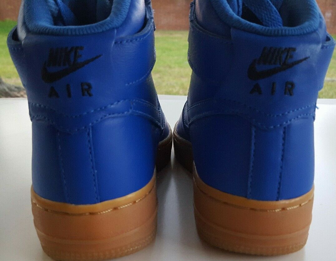 NIKE AIR FORCE 1 6 MID ID SIZE 6 1 808785-981 191cd4