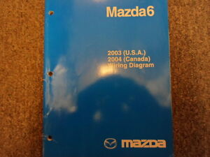 image is loading 2003-mazda-6-mazda6-electrical-wiring-diagram -troubleshooting-