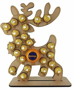 Calendario Avvento Ferrero.Dettagli Su Calendario Dell Avvento Renna Si Adatta Terry Chocolate Orange Ferrero Rocher O Lindt Mostra Il Titolo Originale