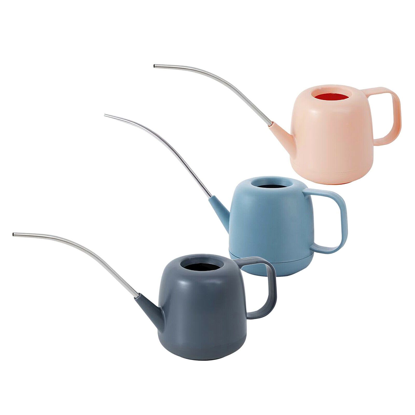 1000ml Watering Can Indoor Outdoor Plastic Watering Cans for House Plants