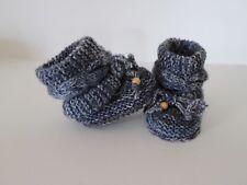 Gestrickte Babyschuhe handgestrickte Schuhe für Babys