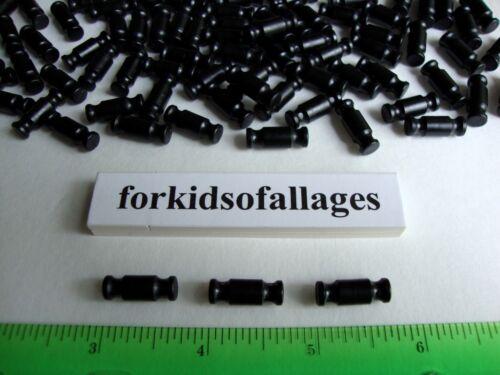 "100 KNEX BLACK RODS 3//4/"" Bulk Standard Replacement Parts Lot Small//Short Pieces"