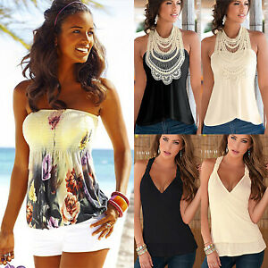 Womens-Boho-Sleeveless-Tank-Top-Beach-Vest-Tee-Shirt-Summer-Casual-Loose-Blouse
