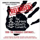 Various Artists - ¡released The Human Rights Concerts 1998 (the Struggle Continues/live Recording 2013)