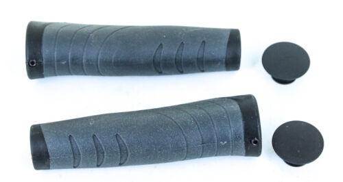 135mm x 22.2 Comfort Ergonomic Lock-On Bike Handlebar Grips NEW