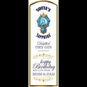 ADESIVI-Personalizzati-Etichette-Matrimonio-Anniversario-Compleanno-Gin-bottiglia