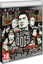 Sleeping dogs  PS3 uk Nuovo!!!