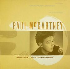 """12"""" Maxi - Paul McCartney - Once Upon A Long Ago - B609 - washed & cleaned"""