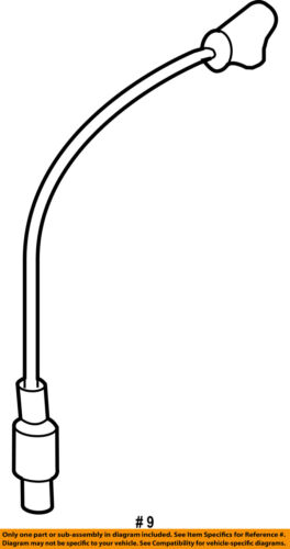 GM OEM-Oxygen O2 Sensor 12659516