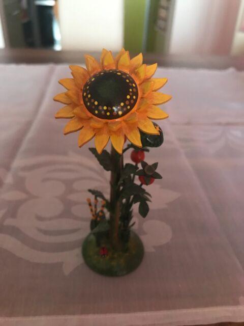 Blumeninsel Sonnenblume Hubrig Erzgebirge