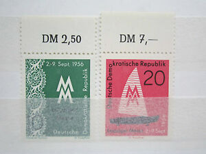 DDR-1956-Leipziger-Herbstmesse-postfrisch-mit-Oberrand-46