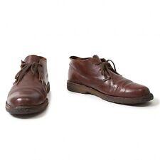 """SALE"" Y's for men Leather dessert shoes Size US 8(K-20912)"