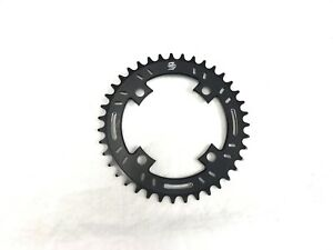 Snap-BMX-Products-S4-104mm-4-bolt-Chainring-39t-Black