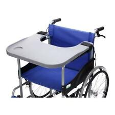 Wheelchair Tray Table With Cup Holder Medical Portable Lap Trays Accessories for