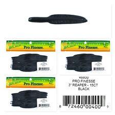 "Unopened Bags Joe Bucher Pro Finesse 4/"" BIK Pen Worms Christmas Brand New 3"