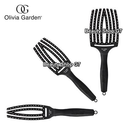 Professional Olivia Garden Fingerbrush Combo Ebay