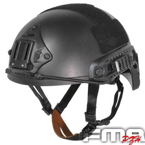 FMA Helmet OPS casco rápido núcleo negro exterior TB325