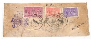 BF11-1960s-NEPAL-OFFICIAL-MAIL-Cover-SERVICE-Issue-Franking-samwells-covers
