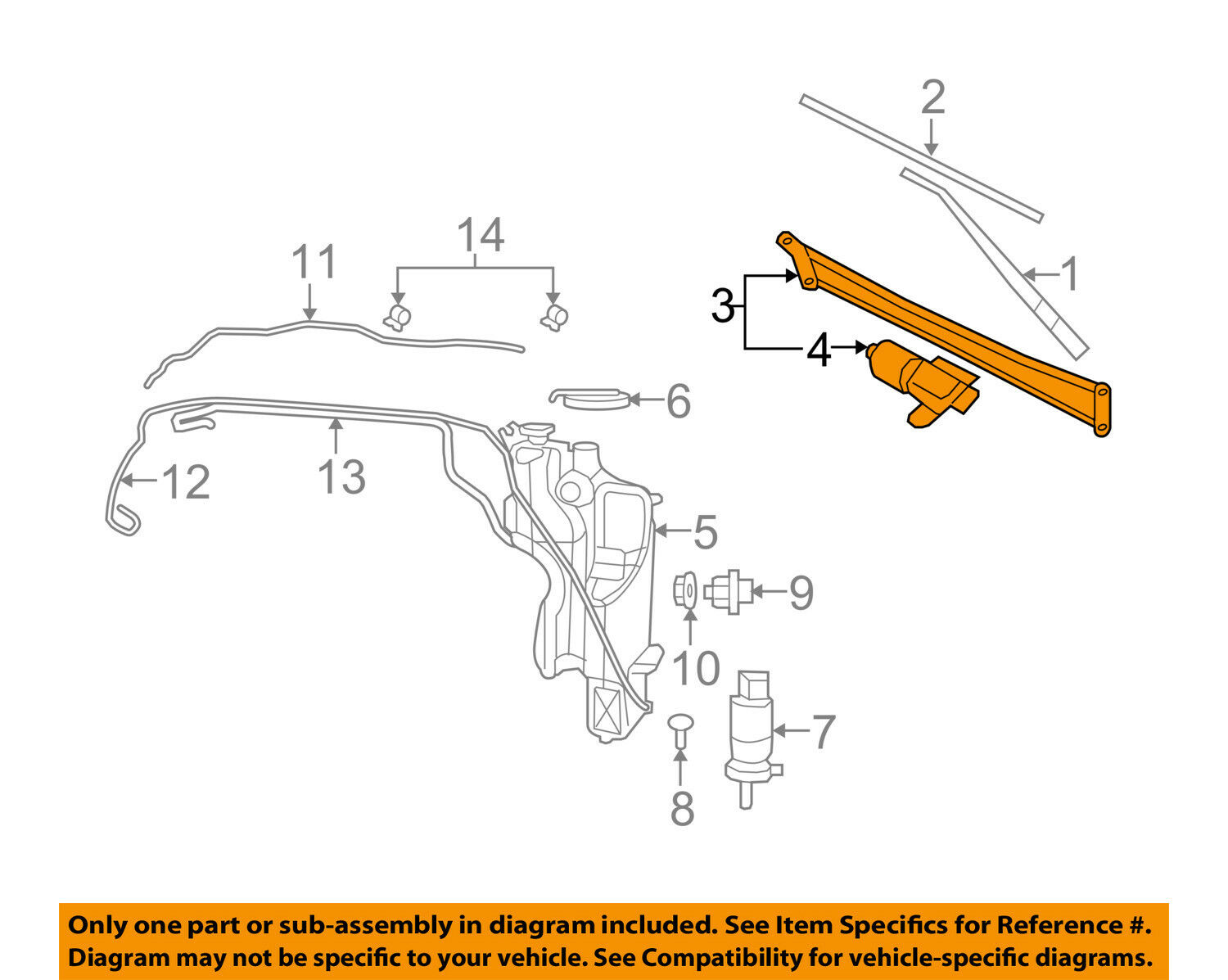 Genuine Mopar Motor Linkage 55372141aj Ebay 1995 Defender 90 Steering Diagram Norton Secured Powered By Verisign