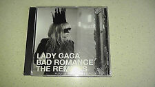 lady gaga bad romance the remixes cd (7 remixes) VGC   FAST DISPATCH