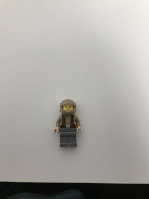 Set 75140 LEGO ® sw0720 Resistance Trooper Dark Tan Jacket Star Wars ™