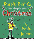 Purple Ronnie's Little Thoughts About Christmas by Giles Andreae (Hardback, 2004)