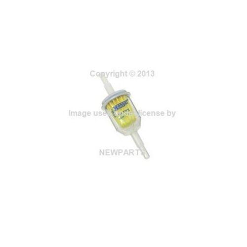For BMW E10 BAV 1602 2800 Bavaria Fuel Filter-Inline Plastic HENGST 13321278272