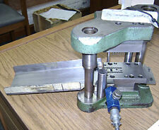 Stamping Press Tool and Die Set to make Creole Hinge for Hoop Earring