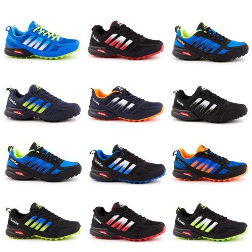Neu Herren Laufschuhe Sportschuhe Sneaker Runners Übergrößen 1874 Schuhe 41-49
