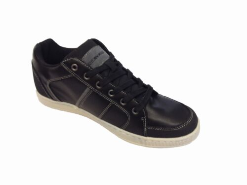 NEW MENS RUNNING SHOES TRAINERS STYLISH CASUAL LACE UP WALKING SPORTS SIZE UK