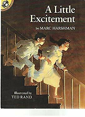 Little Excitement by Harshman, Marc